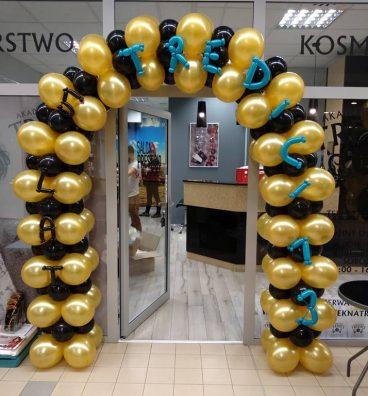 brama balonowa tredici