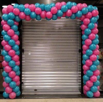 brama balonowa