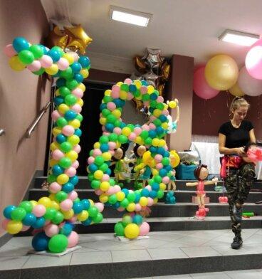 dekoracje urodzinowe
